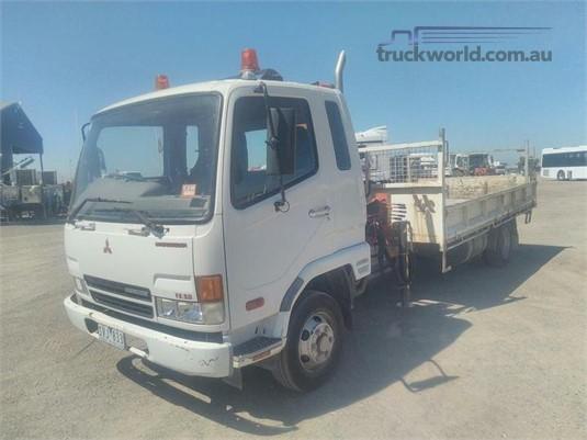 2004 Mitsubishi Fuso FK617 - Trucks for Sale