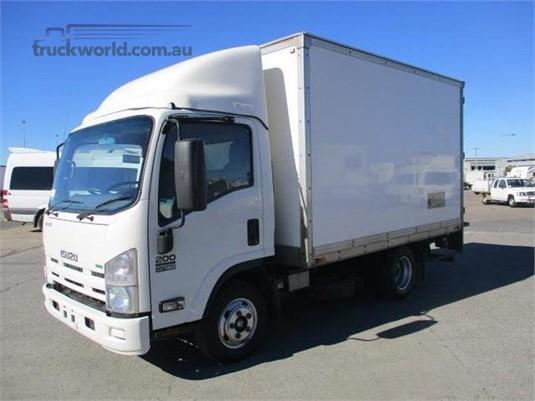 2015 Isuzu NNR - Trucks for Sale