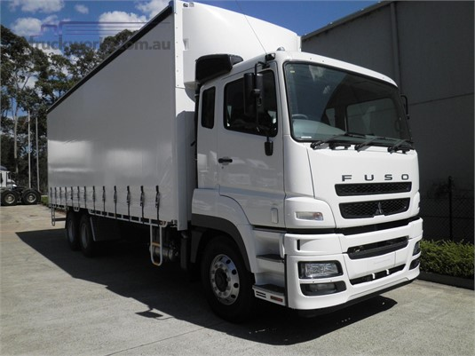 2019 Mitsubishi FV54 - Trucks for Sale
