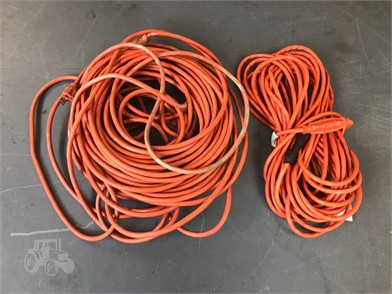 2 ORANGE EXTENSION POWER CORDS Other Items For Sale - 1 ... on