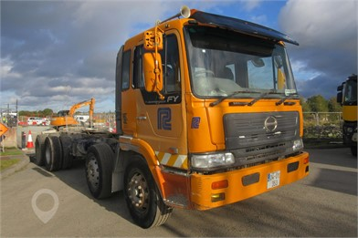 2004 HINO FY at TruckLocator.ie