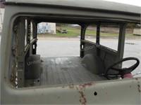1963 Willys w/ 327 drive train & 350 turbo trans.