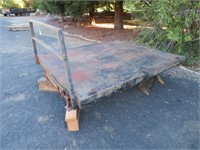 6' x 7' Steel Flatbed