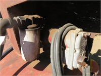 500 Gallon Diesel Tank with Pump & Nozzle