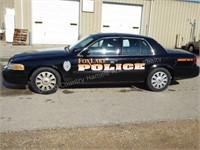 2011 Ford police Interceptor 4-door
