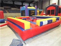 11/20 Commercial Inflatable Bounce Houses