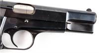 Gun Browning Hi Power Semi Auto Pistol in 9MM