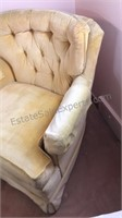 Vintage Harden Furniture Company Easy Chair