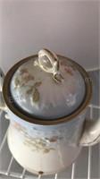 """Linoges Elite Ceramic Tea Pot Made In France 7"""""""