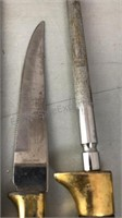 Collection of Vintage Kitchen Knives