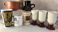 Collection of Coffee Mugs