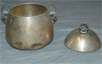 Three Piece Sterling Lot.