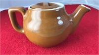 """Ceramic Tea Pot 3 1/2"""" Tall"""