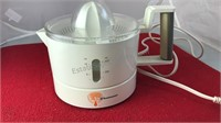 """Toastmaster Electric Juicer Tested Working 6"""""""