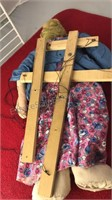 Vintage Cloth Marionette Appears to be Home Made