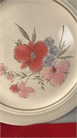 """Collection of Decorative Ceramic Plates From 10"""""""