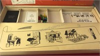 1956 Parker Brothers Clue Game