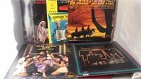 Tom Jones Supertramp and other Vintage Vinyl