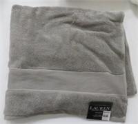 RALPH LAUREN WHITE BATH TOWEL