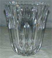 Baccarat Vase.