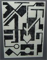 Erich Buccholtz. Woodcuts.
