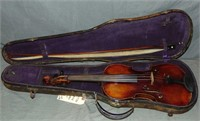 Violin with Bow.