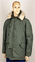 Military Issue N-3B Cold Weather Parka