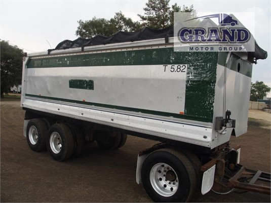 2006 Banmere SuperDog Grand Motor Group - Trailers for Sale
