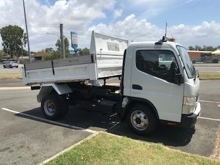 2017 Fuso Canter 715 Factory Tipper - Trucks for Sale