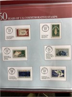1963 US commemorative stamps
