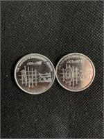 Jordan coin lot