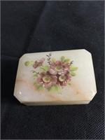 Decorative Flower design container