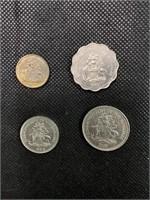Bahamas coin set