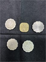 Pakistan coins lot