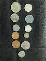Large foreign currency lot