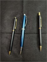 Pen and mechanical pencils lot