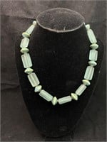 Beautiful woman's necklace