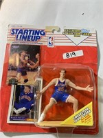 Mike Price action figure with collector cards