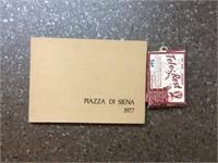 Plazza de Siena, tele rest
