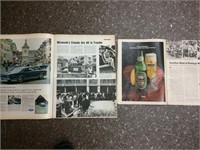 two magazines