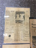 high school newspaper