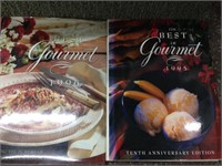 Set of cooking books