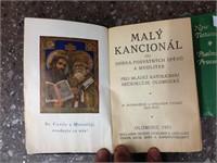 Four Religious Books