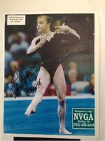 signed Olympic Photos