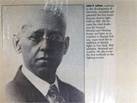 Historic News clippings:Black Achievement