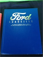 """My Brimful Book"" & ""Ford Chronicle"""