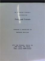 """""""Fetta's Journey"""" & """"Fetta and Friends"""""""