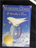 """Card portfolio & """"A Wrinkle In time"""""""
