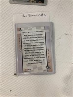 The Earnhardt's collectable cards bundle
