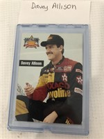 Davey Allison collectable card